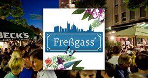 Fressgass Fest Frankfurt